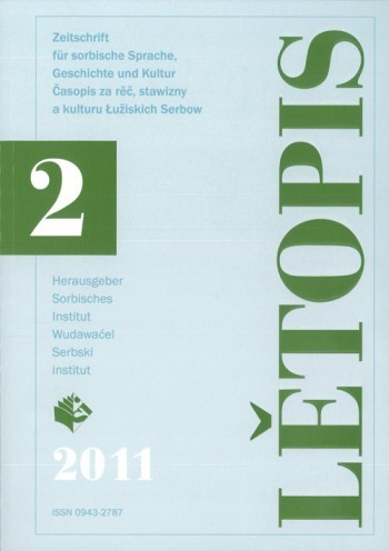 Lětopis 2/2011
