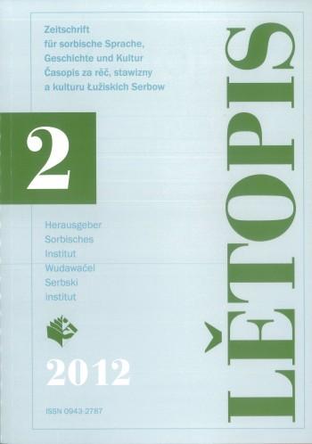 Lětopis 2/2012