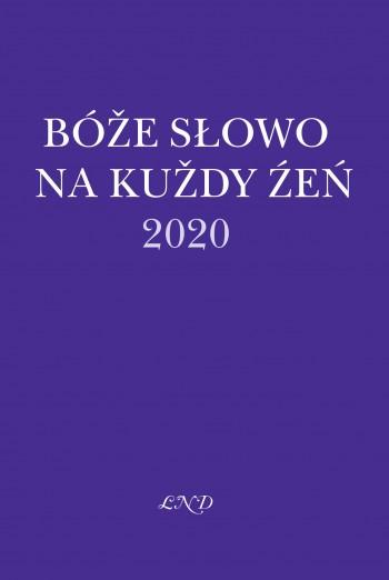 Bóže słowo na kuždy źeń 2020