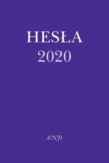 Hesła 2020