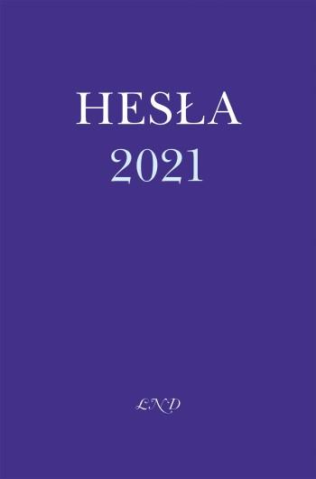 Hesła 2021