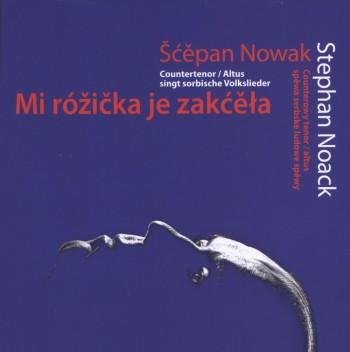 CD Mi róžička je zakćěła / Ein Röslein ist mir erblüht