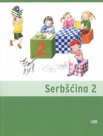 Serbšćina 2 ─ wučbnica