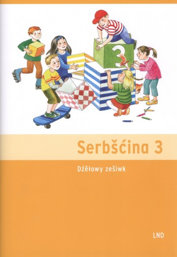 Serbšćina 3 - Dźěłowy zešiwk