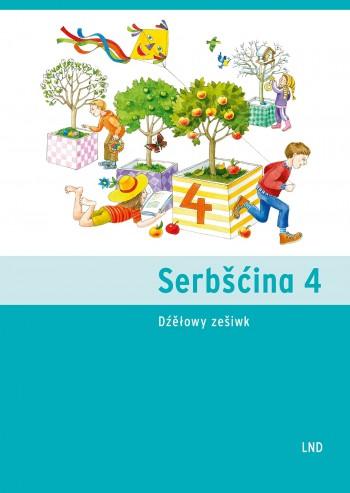 Serbšćina 4 ─ dźěłowy zešiwk