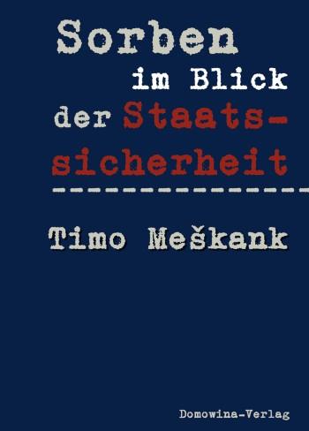 Sorben im Blick der Staatssicherheit • E-Book
