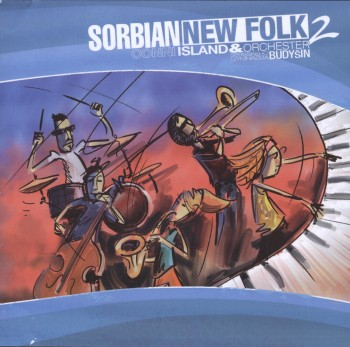 Sorbian New Folk 2 - CD
