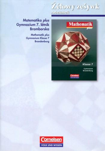 Matematika plus – Źěłowy zešywk