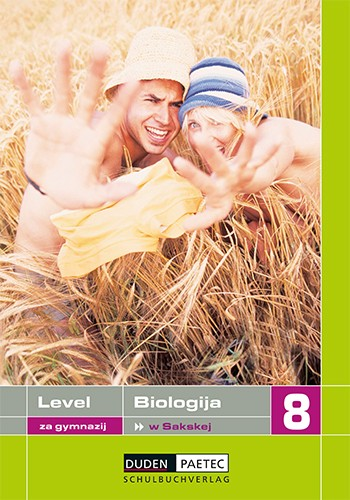 Level Biologija 8 za gymnazij w Sakskej