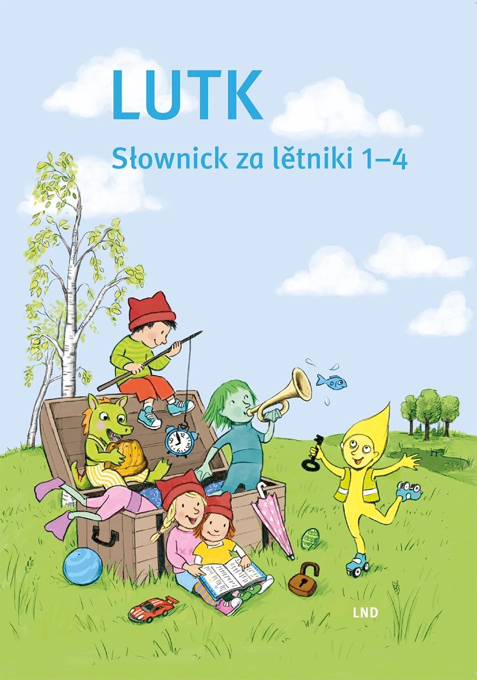 Lutk - Słownick za lětniki 1 - 4