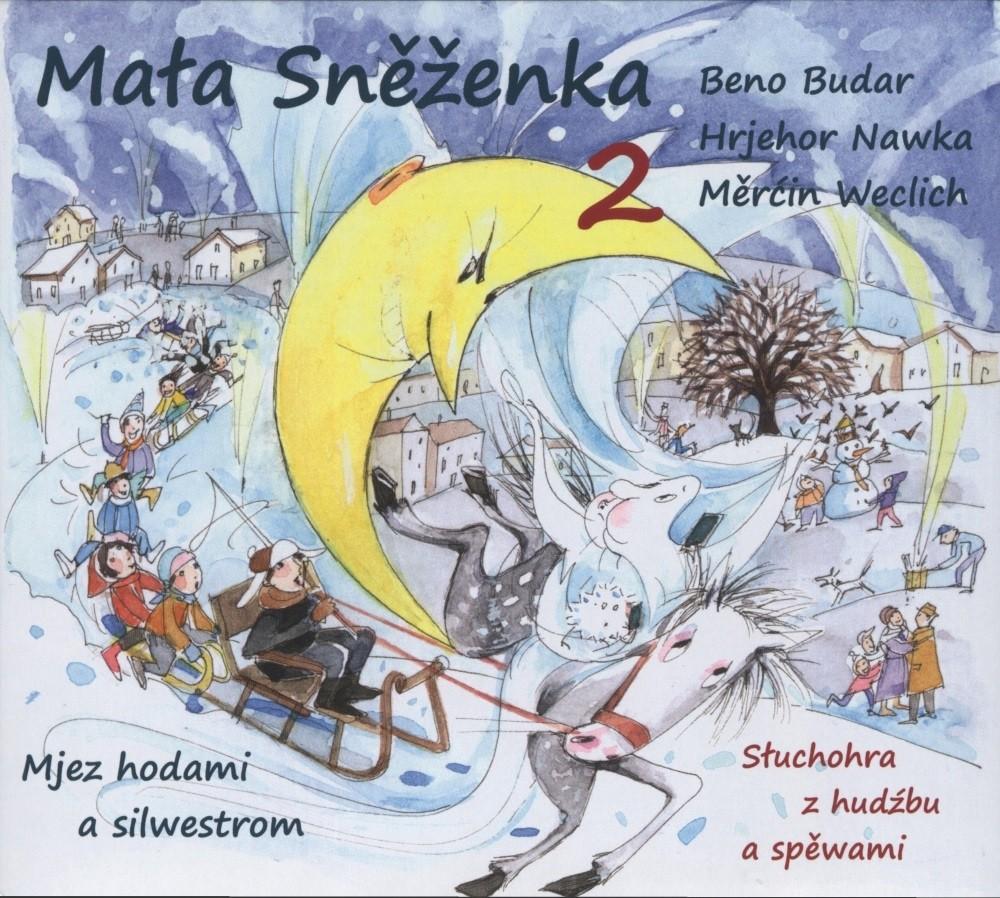 Mała Sněženka 2 • Słuchohra z hudźbu a spěwami