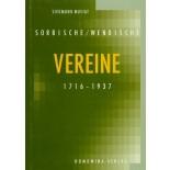 Sorbische/Wendische Vereine 1716–1937