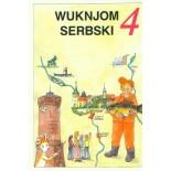 Wuknjom serbski 4 - wucbnica