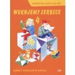 Wuknjemy serbsce 4, wobrazowe karty za wučerja