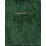 Wuswědčenja • zelene