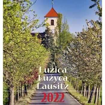 Łužica – Łužyca – Lausitz 2022