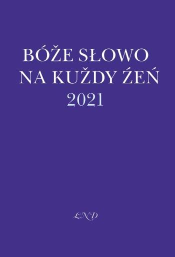 Bóže słowo na kuždy źeń 2021