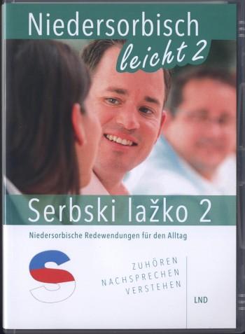 CD Niedersorbisch leicht 2 / Serbski lažko 2