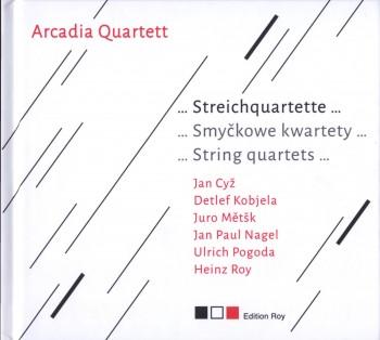 CD-Buch Streichquartette – Smyčkowe kwartety – String quartets