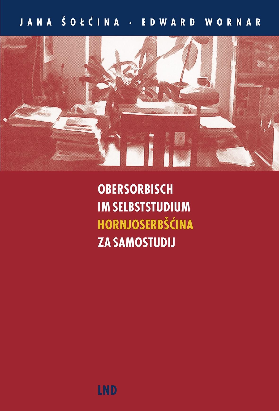 Obersorbisch im Selbststudium / Hornjoserbšćina za samostudij