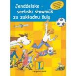 Jendźelsko-serbski słowničk za zakładnu šulu