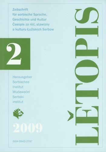 Lětopis 2/2009
