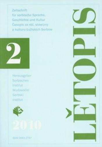 Lětopis 2/2010