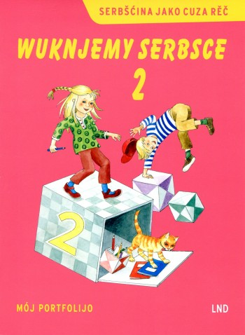 Wuknjemy serbsce 2 – portfolijowy zešiwk