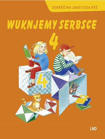 Wuknjemy serbsce 4, wučbnica