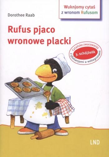 Rufus pjaco wronowe placki  / 3. cytański schójźeńk