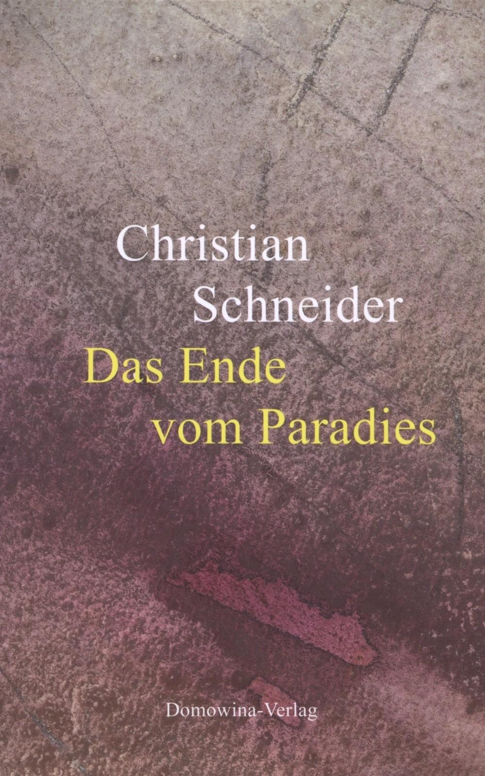 Das Ende vom Paradies, 2. Aufl.