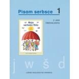 Pisam serbsce 1 (ćišćane pismo)