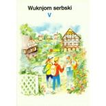 Wuknjom serbski V - wucbnica