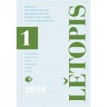 Lětopis 1/2020