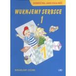 Wuknjemy serbsce 1 - wokablowy zešiwk