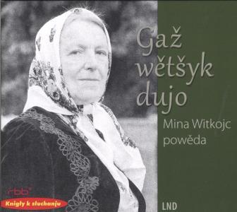 Mina Witkojc spricht ─ neues Hörbuch erschienen