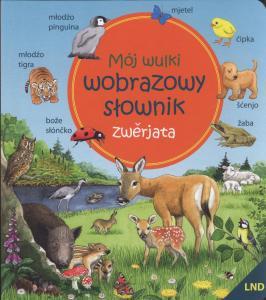 Tier-Bild-Wörterbuch für Kinder erschienen