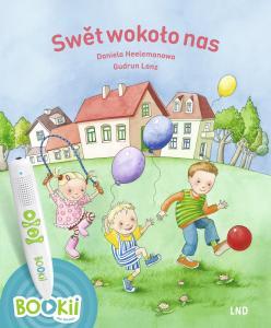 """Neues Bildwörterbuch """"Swět wokoło nas"""" (Die Welt um uns herum) hören und lesen"""