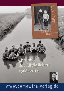 Bildband mit Werkschau des Fotografen Thomas Kläber erschienen