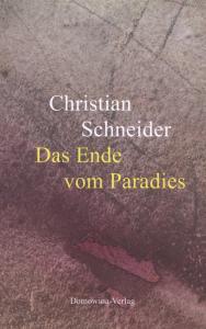 Roman von Christian Schneider wieder lieferbar