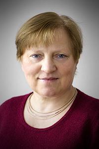 Die Geschäftsführerin des Domowina-Verlags verabschiedet sich