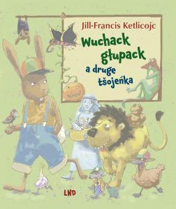 Das erste Kinderbuch von Jill-Francis Ketlicojc erschienen