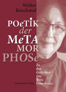 Monografie zur Lyrik von Róža Domašcyna im Domowina-Verlag erschienen